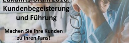 Wildenmann Consulting Zukunftsforum 2018